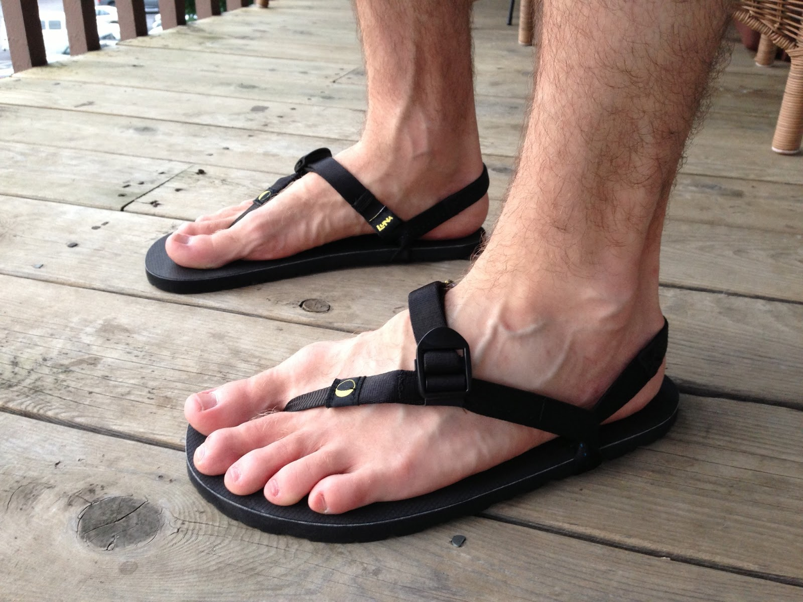 Barefoot Runners Vs Running Shoes