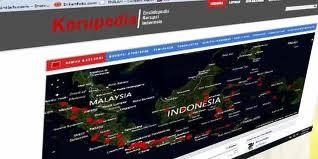 Korupedia.org - Situs Web Ensiklopedia Korupsi di Indonesia