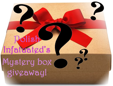 Polish Infatuated&#39;s Second Blog Anniversary&#39;s Giveaway Three!