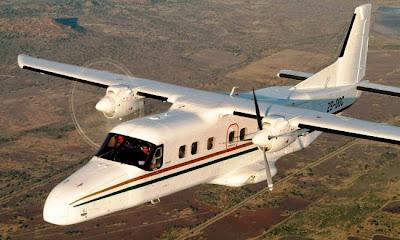 Dornier 228-202. ZonaAero