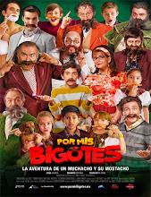 Por mis bigotes (2015) [Latino]