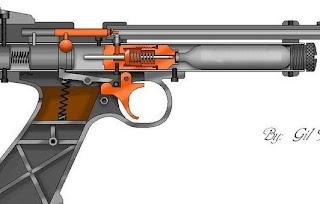 Pistol PCP