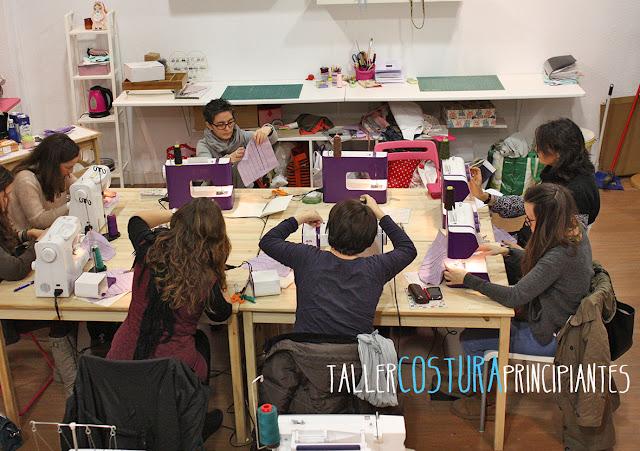 Taller de costura para principiantes