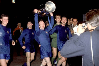1968 European Cup final Best ever European finals