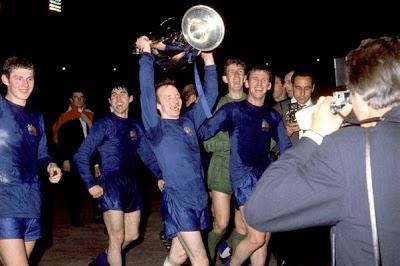 1968 European Cup final Best ever European finals