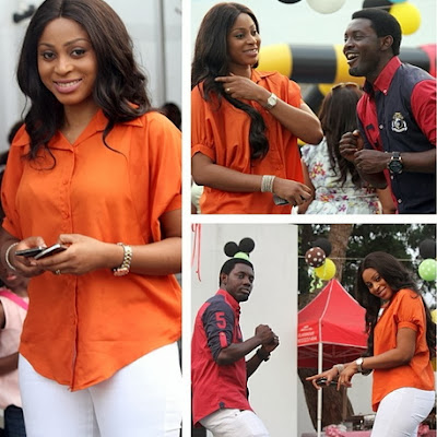 comedian ay 5th wedding anniversary