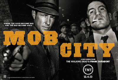 Key art for Mob City