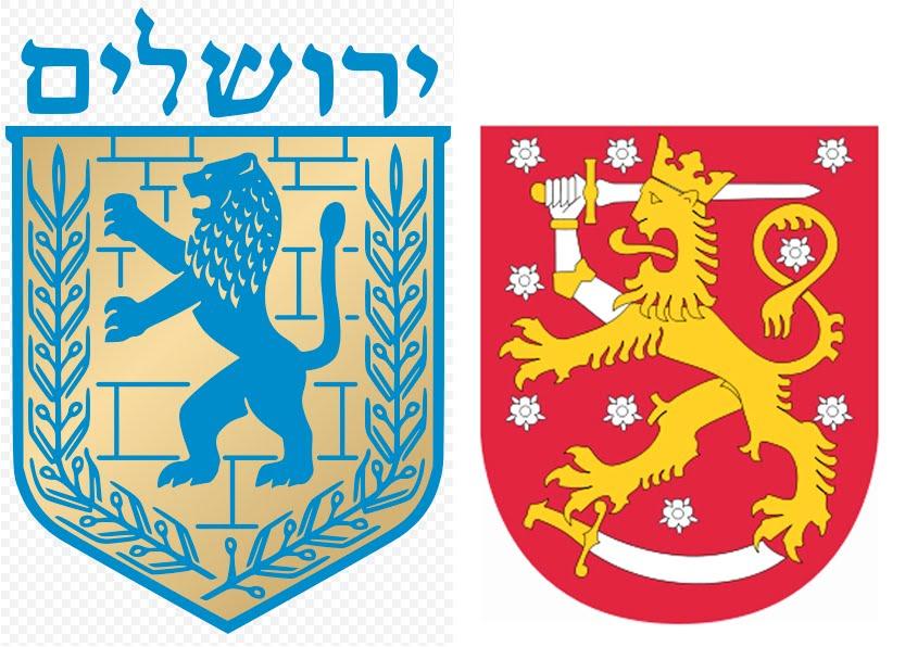 Kuvahaun tulos haulle israelin vaakuna