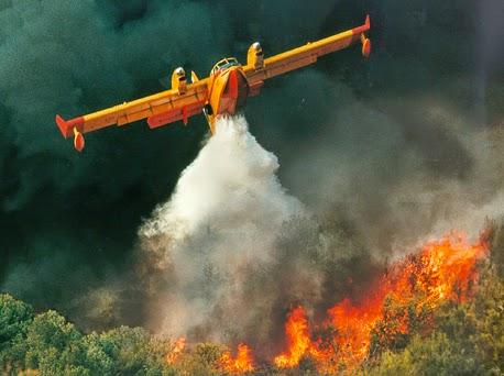 AIRAGRO - Tratamente aviochimice - Control si stingere incendii