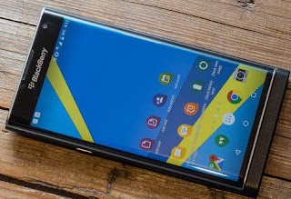 BlackBerry Priv, smartphone, Android