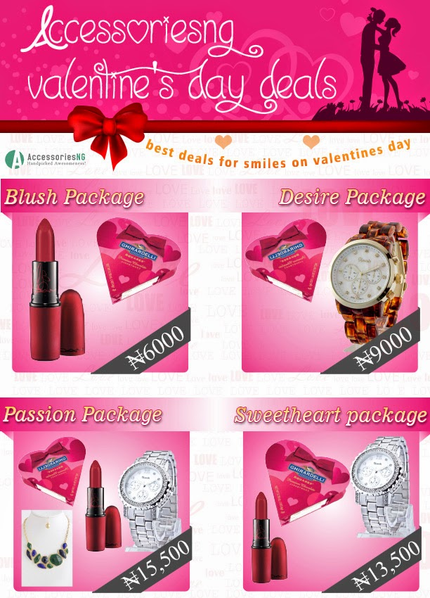 Layout design for online shop Valentine's day deals | Edesign9