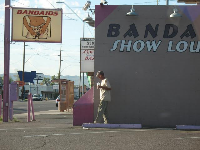 Bandaids Show Club