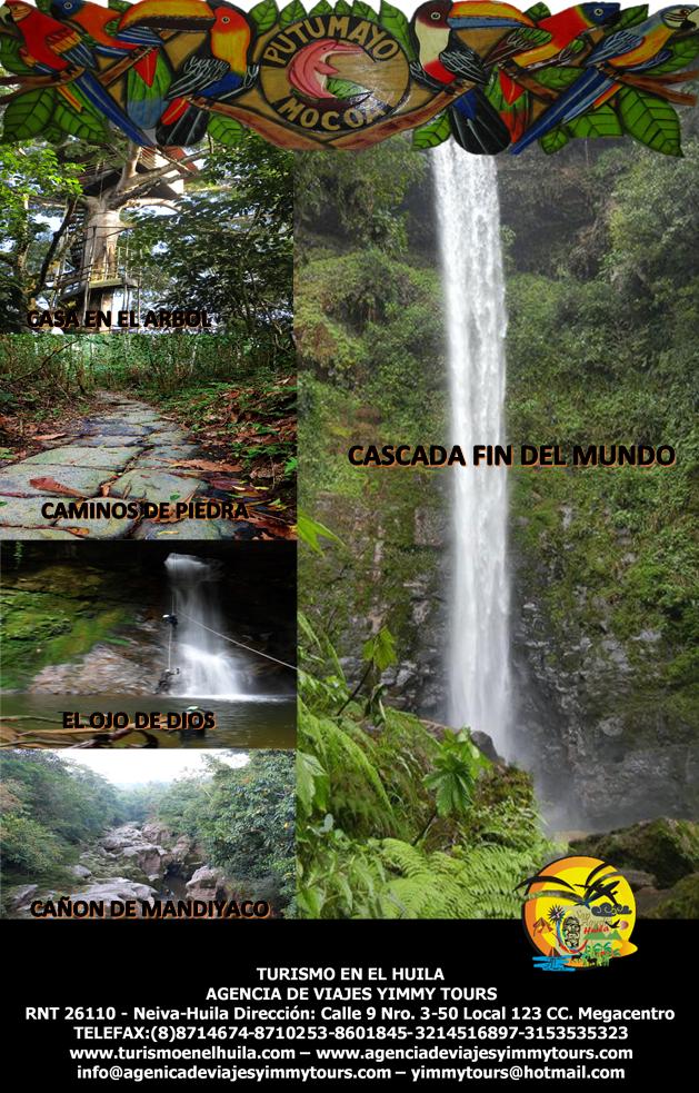 RESERVA NATURAL FIN DEL MUNDO PUTUMAYO