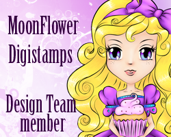 DT de Moonflower DigiStamps