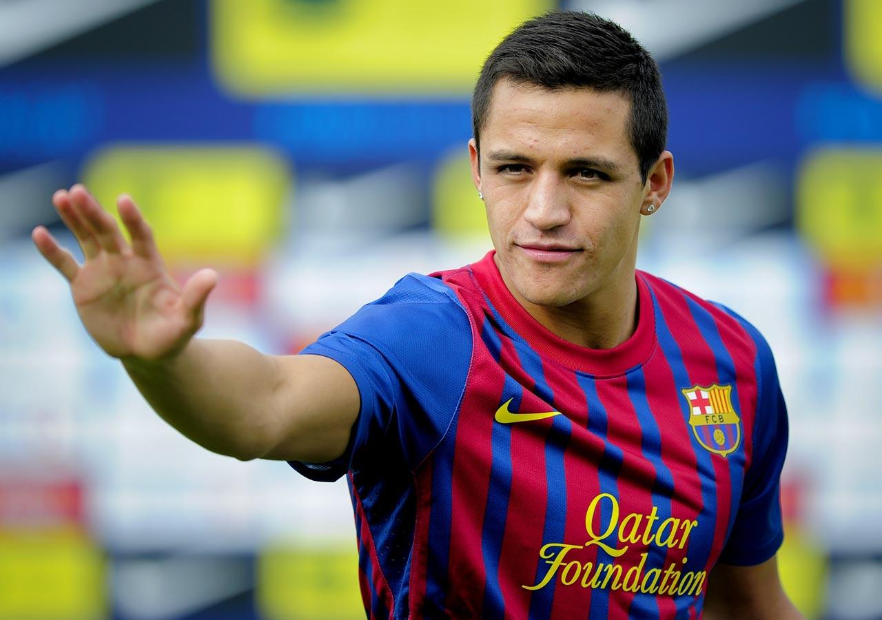 Alexis Sanchez Profile And Nice Images Gallery