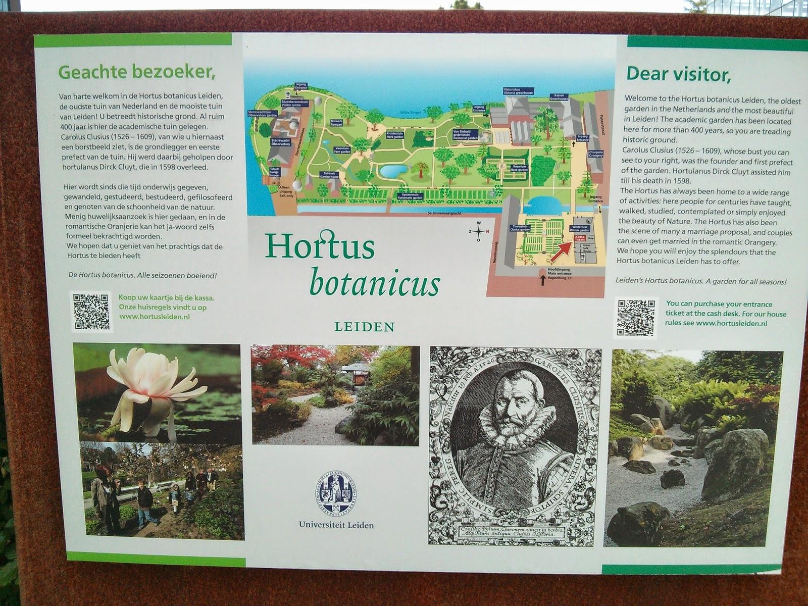 Doubleroo Leiden round 4 Hortus Botanicus