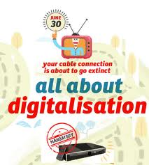 Digitization: The Road Ahead for Indian television.