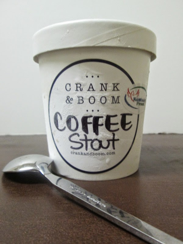 Coffee Stout Crank and Boom