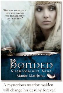 Bonded by Mande Matthews