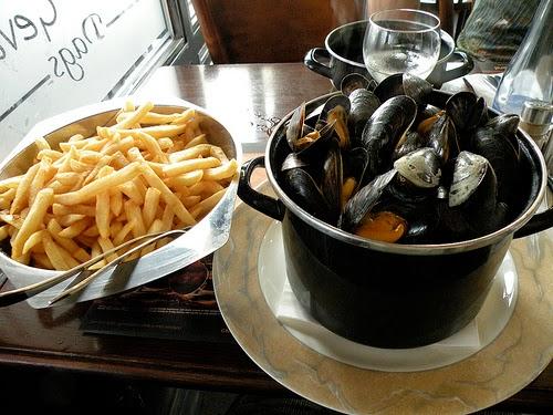 Comida típica de Belgica