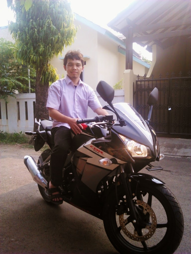 cbr 150 made in indonesia lokal
