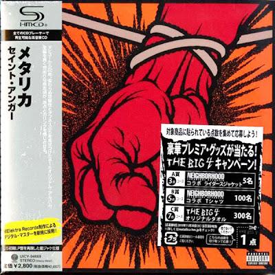 [Aporte] Metallica - Albums Oficiales (Remasterizados)