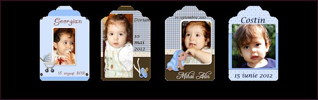 marturii botez label cu foto