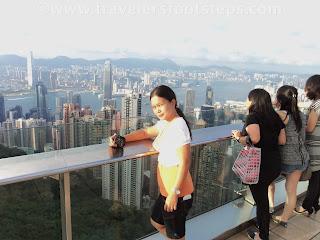 Peak Tower Hong Kong