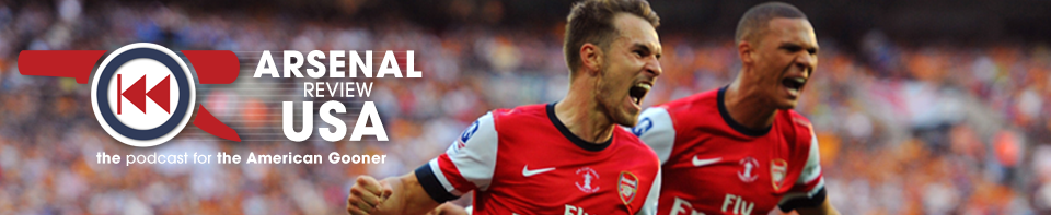 Arsenal Review USA - THE podcast for the American Gooner