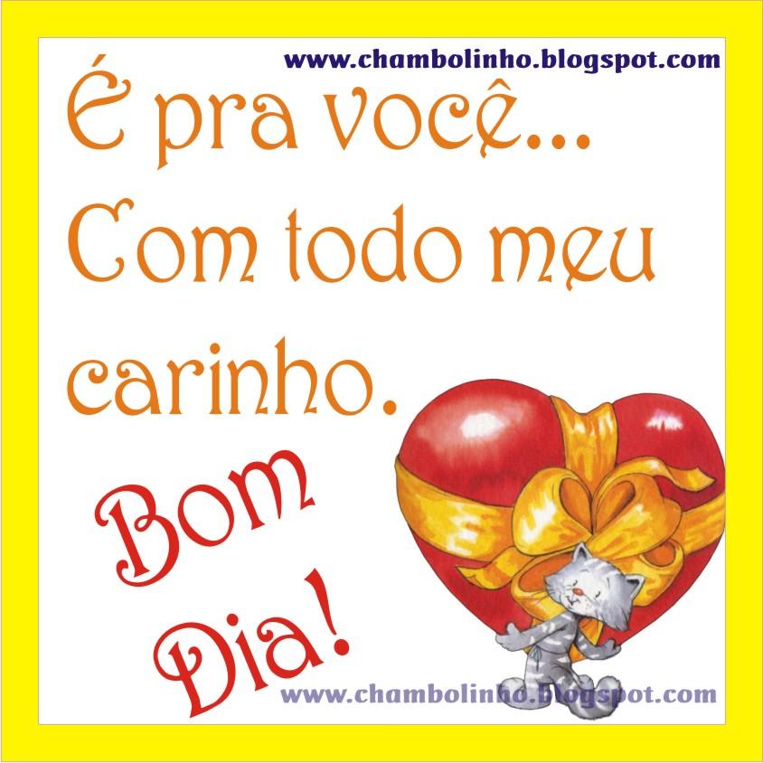Imagens E Frases De Bom Dia Amor