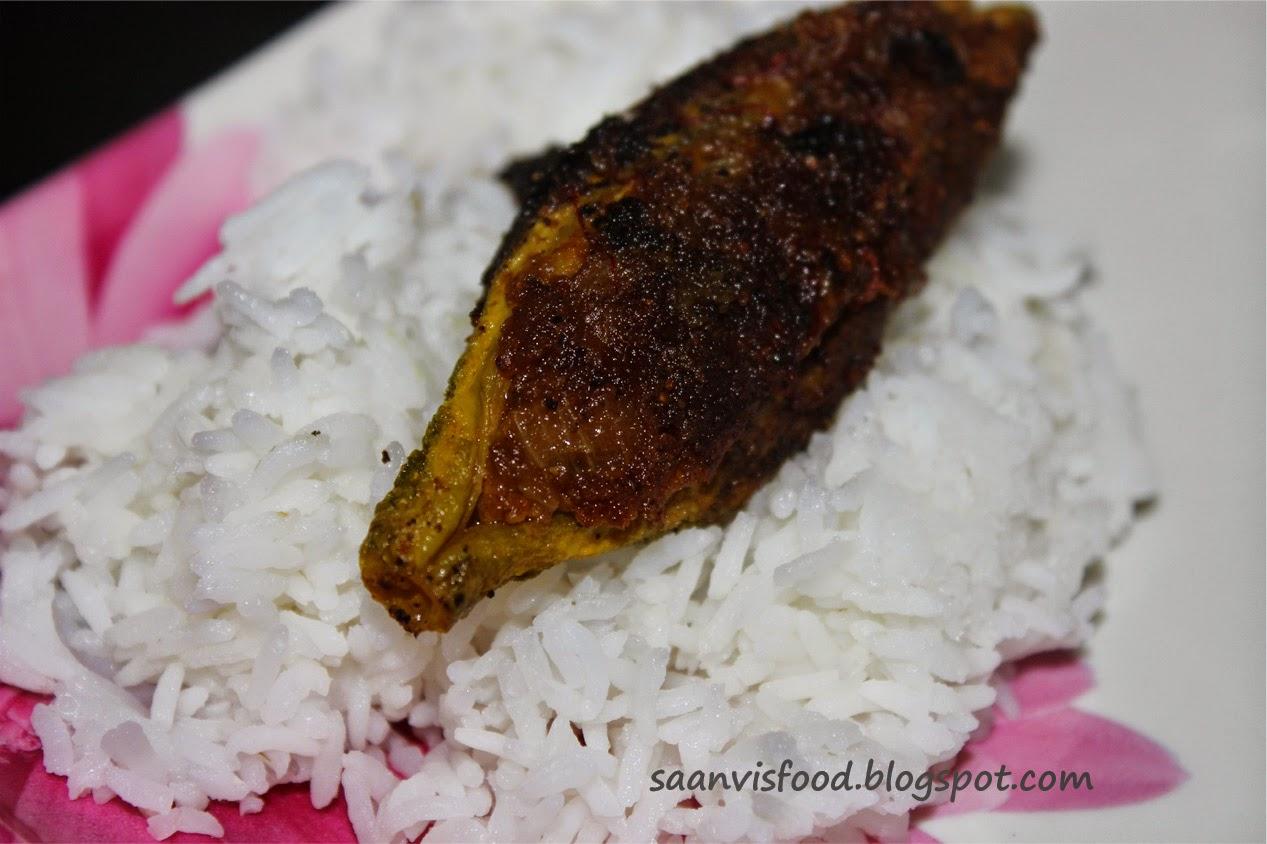 Gutti Kakarakaya Fry (Stuffed Bittergourd Fry)