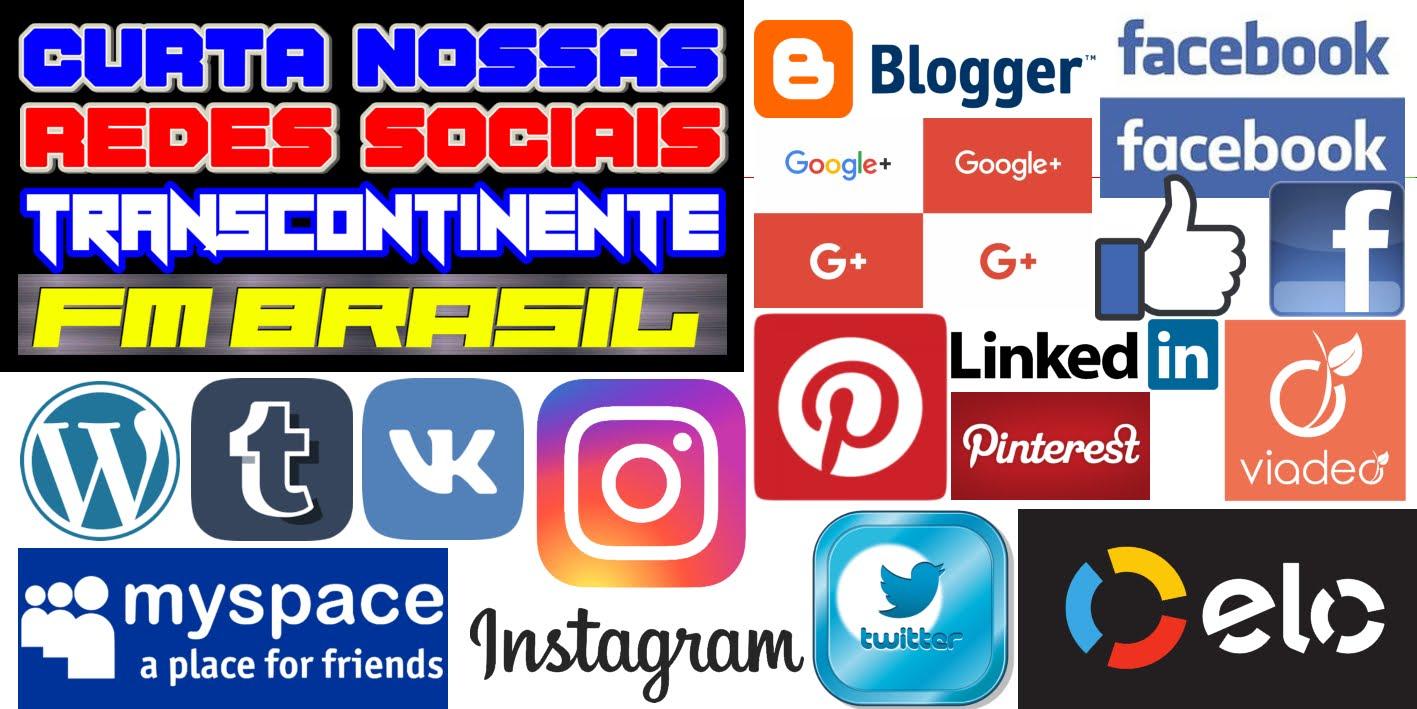 REDES SOCIAIS DA TRANSCONTINENTE FM
