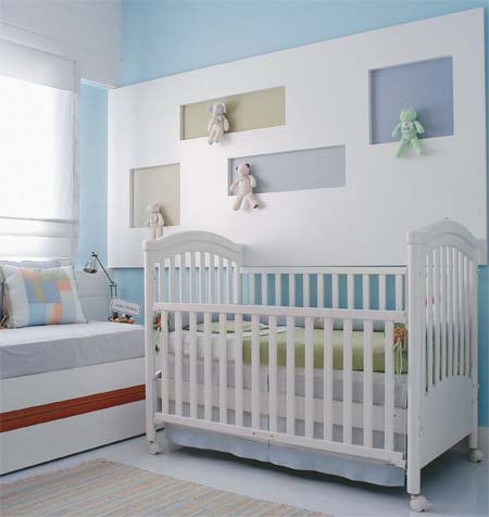 Baby Boy Nurseries Ideas