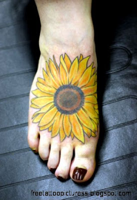 Sunflower Tattoos Meanings and Design Ideas   XpressMag  XpressMag