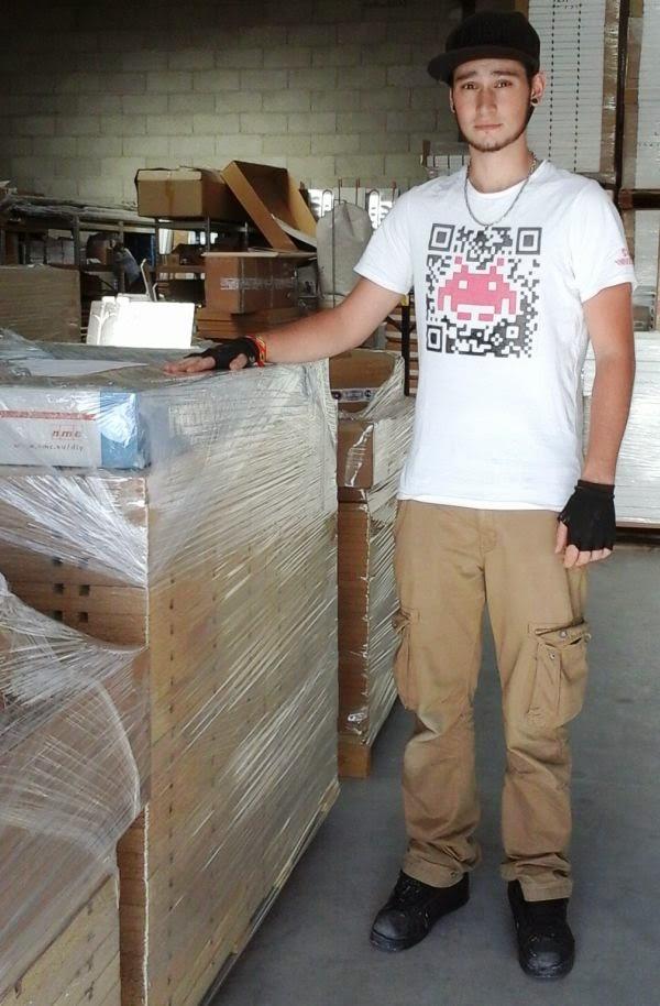 Préparation commande plancher chauffant sec mince Caleosol eco+