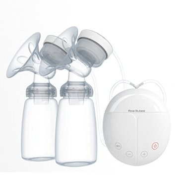 Real Bubble Double Breastpump