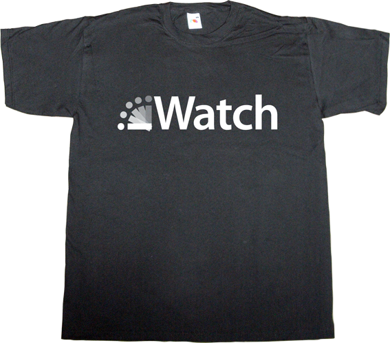 apple iphone ipad iMac watch brand t-shirt ephemeral-t-shirts