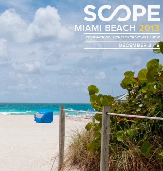 SCOPE Miami Beach 2013