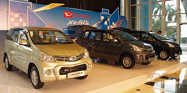 Daihatsu All-New Xenia, Harga, Foto, Spesifikasi,fitur,desain