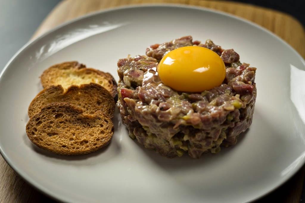 Freestyle Cookery: Recipe - Steak Tartare