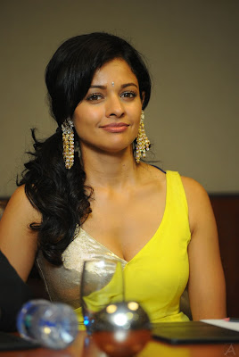 Pooja Kumar Hot Cleavage Show Images