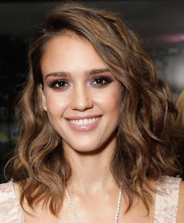 Jessica albas wavy prom hairstyles ebest hair extensions blog jessica albas formal updo wavy hairstyle is popular because theres a queenly quality to the perfectly coiffed hair worn this little loose and wavy pmusecretfo Image collections