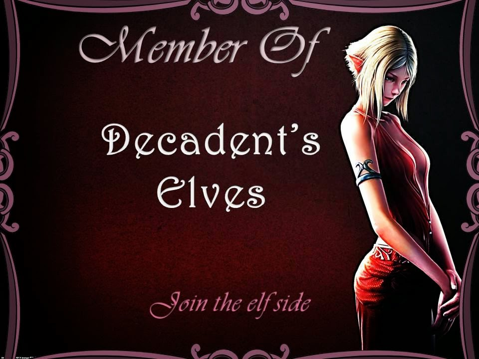 Proud Member of Decadent's Elves!