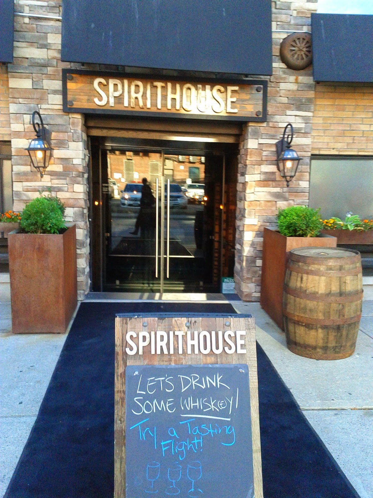 Spirithouse on Portland and Adelaide
