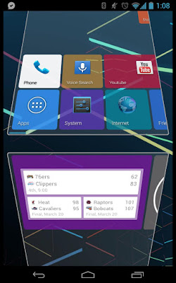 Tile Launcher Pro v1.6 APK Android