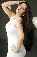 charmi hot in white outfit