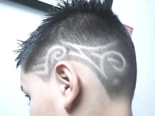 Dise os para el pelo imagui for Disenos de pelo