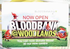 Blood Bank @ Woodlands
