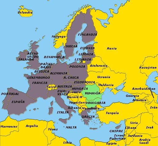 27 pais union europea: