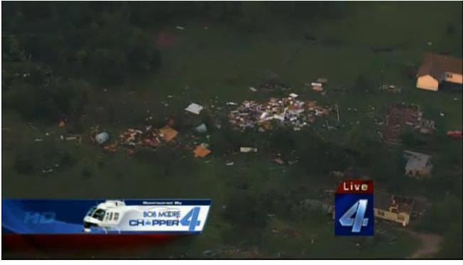 Oklahoma Tornado May 19 2013